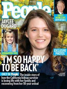We See Jaycee Duggards First Photo in People Magazine