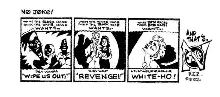 Fear America's Racial Divide!
