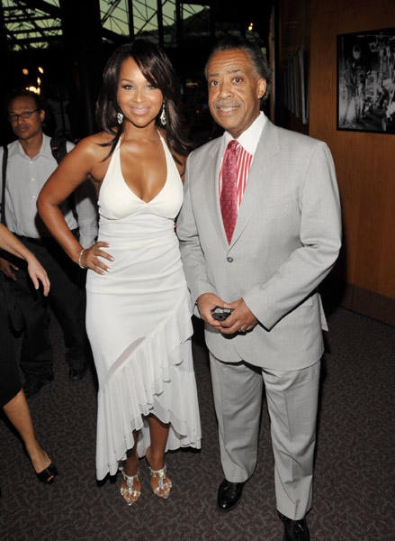 Lisa Raye Dating Rev. Al Sharpton