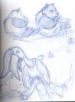 Zoo Sketchs