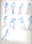 Sequential Gestures Nude-B