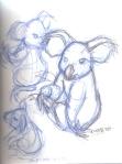 Zoo Koala Bear