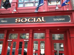 Social Bar and Grill...Woman Attacked In Bathroom Stall After Dance Floor Rejection!