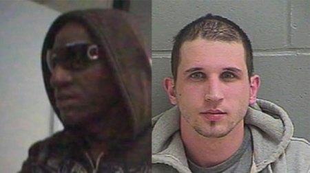 Polish immigrant White Robber Disguised As Black Man Conrad Zdzierak