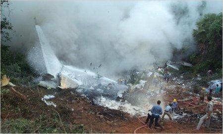 Air India Flight 160 crash...