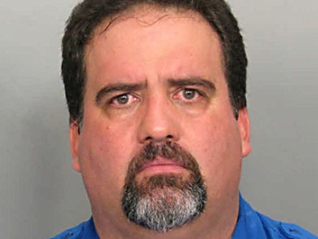 Rolando Negrin...the Half- Cocked-Cop!!! mad about his small penis jokes...