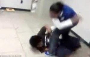 Teacher Slaps Student
