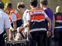 Techno Ravers trampled to death in LoveParade stampede...