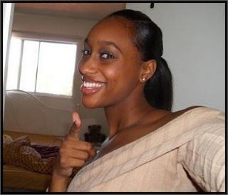 Mitrice Richardson,25, spotted in Las Vegas...