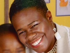 Murdered marriage counselor Tonya Hunter,42. A victim of domestic violence.