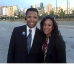 Jesse Jackson Jr And Wife Sandi Stevens before sex allegations scandal