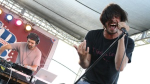 Eyedea on stage!