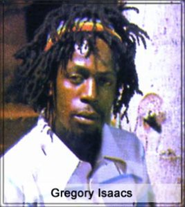 Gregory Isaacs...rest in power!Jah Rastafari!!!