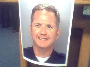 Slain 2010 SDPD officer Christopher WilsonR.I.P...