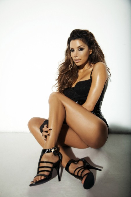 Sexy Eva Longoria is dropping Tony Parker...who was fooling around on her!