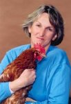 P.E.T.A. Founder Ingrid Newkirk