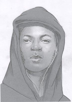 Kensington Strangler suspect composite sketch...