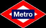 Madrid,SpainMetro logo