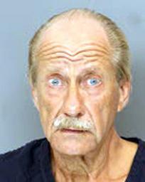 Raymond Taylor...the stripping professor's mugshot