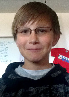 Beau Schenecker,13, shot in the head by his crazed mom!!!