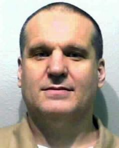 Byron Scherf, 52, inmate at the Monroe Correctional Complex in Monroe who killed a female prison guard