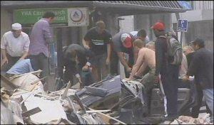 Christchurh,NZ earthquake 2011