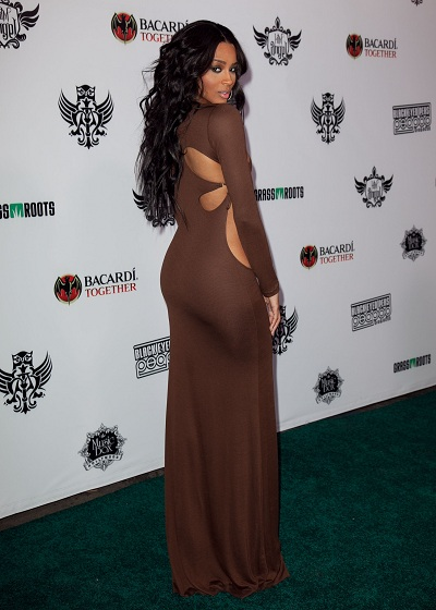 Ciara looking back at the Peapod Benefit concert