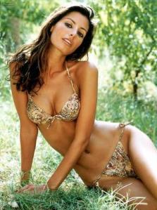 Kobe's wife Vanessa, all grown up...