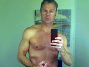 New York Republican Congressman Christopher Lee sexting photo...watch your eyes!!!