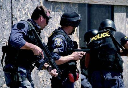 No-Knock arrest warrant