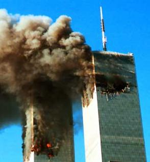 9/11 attack...never forget