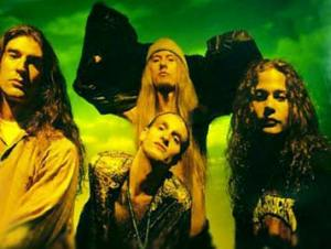 Alice In Chains classic line-up