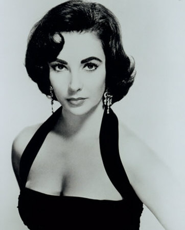 Dame Elizabeth Taylor,79,...a true Hollywood legend,the likes we shall never see again