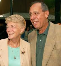 Geraldine Ferraro and husband John Zaccaro