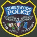 Greenwood Police Shield