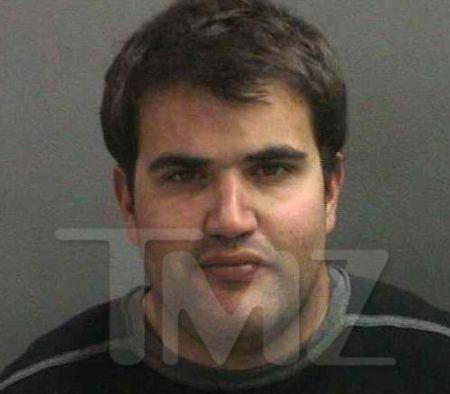 Jason Davis drug arrest mugshot