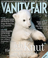 Knut the polar bear, dead at the age of 4