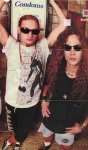 Layne Staley and MikeStarr