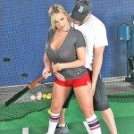 Swinging A Bat...and hitting home runs