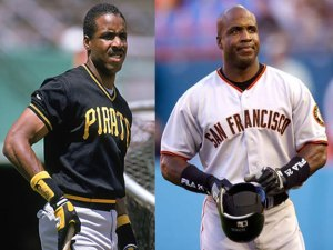 Barry Bonds before And After Steroid Abuse