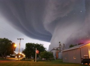 3 Mississippi Twisters caught on tape