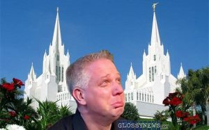 Anti-Christian mormon Glenn Beckkk,had a lot of Christian conservative neocons fooled