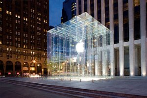 Apple Store 5th Ave. New york