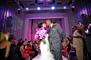 Brandon Marshall's wedding to his attacker,stabber Michi Marshall