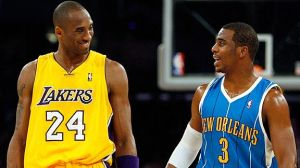 Chris Paul was better than Kobe today in game 1 of the Western conference playoffs