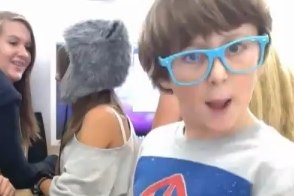 FAKE Culture Bandit Apple Store Kid