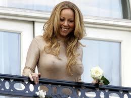 See Thru Mariah...sexy!!!!