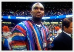 Jamarcus Russell is a codeine abuser...look at how he is dressed