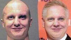 Assassin Jared Loughner and identical twin Glenn Beckkk