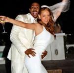 Proud new Parents Mariah and NickCannon